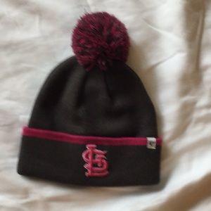 St. Louis cardinals stocking hat